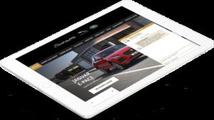 Création de site internet - Services pour les Concessions Automobiles