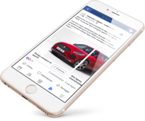 Publicité sur les Réseaux Sociaux - Services pour les Concessions Automobiles