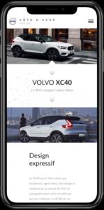 Sites responsives - Création de site internet pour les Concessions Automobiles