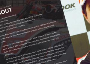 À propos - Création de site internet pour les Pilotes Automobiles