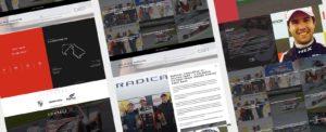 Création de site internet Pilotes Automobiles