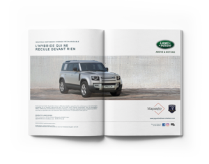 Supports de Communication pour Concessions Automobiles