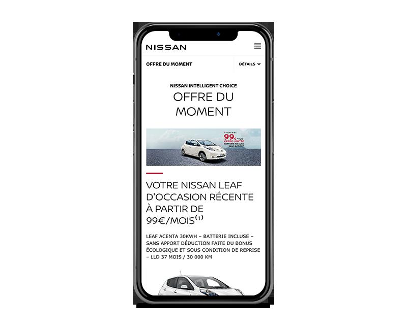 Création de contenu - Constructeurs Automobiles