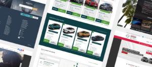 Création de site internet Concessions Automobiles